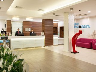 Фото отеля Hampton Inn by Hilton Нижний Новгород