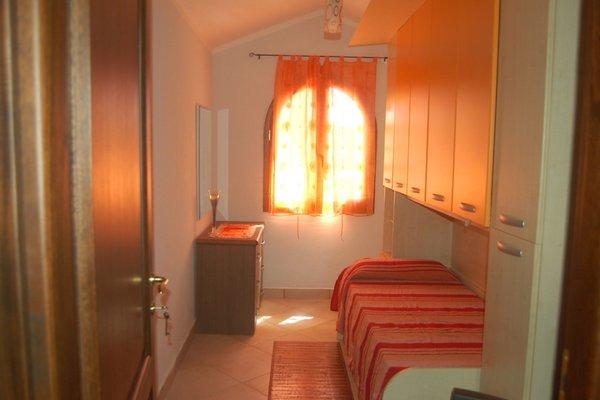 Отель «Appartamenti Amaryllis», Ольбия