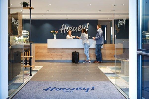 Homey! Hotel - фото 14
