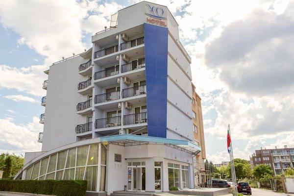 Отель Yo - фото 21