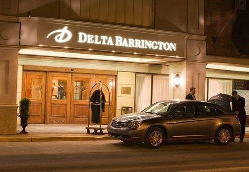 Delta Hotels by Marriott Barrington - фото 14