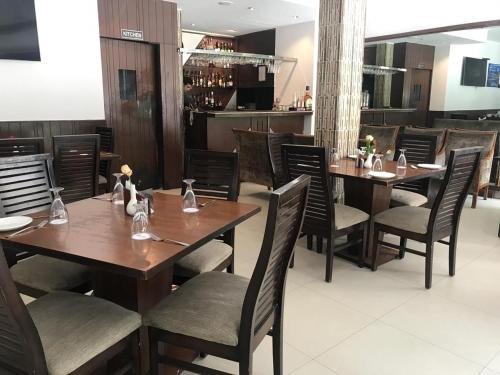 Hotel Saptagiri - фото 9