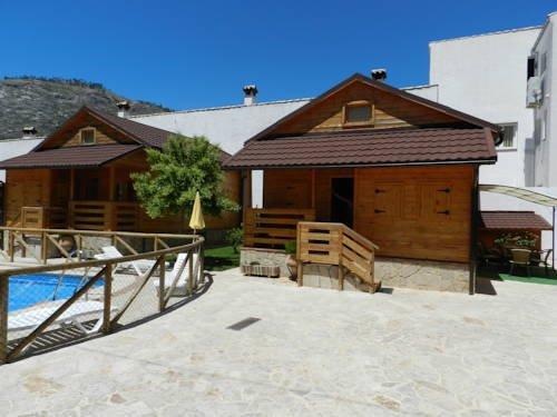 Cabanas de Madera El Rinconcillo - фото 16