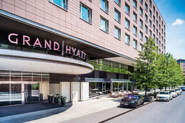 Grand Hyatt Berlin - фото 22