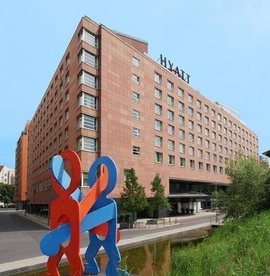Grand Hyatt Berlin - фото 23