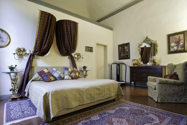Palazzo Magnani Feroni, All Suite - Residenza D'Epoca - фото 1