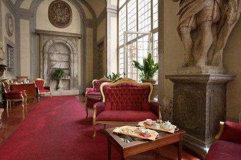 Palazzo Magnani Feroni, All Suite - Residenza D'Epoca - фото 6