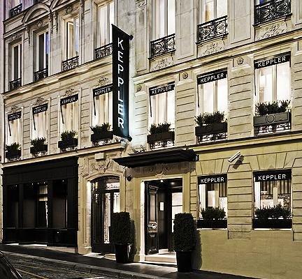 Hotel Keppler - фото 23