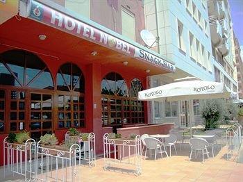 Hotel Nobel Tirana - фото 17