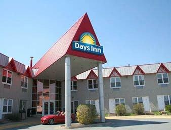 Гостиница «Days Inn Dartmouth», Дармут