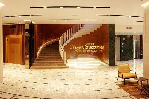 Tirana International Hotel & Conference Center - фото 14