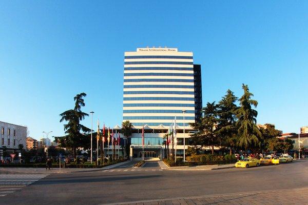 Tirana International Hotel & Conference Center - фото 23