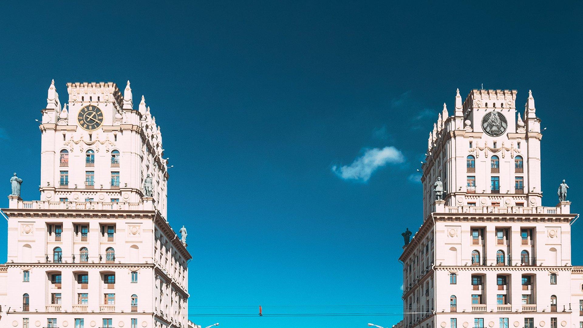 Как добраться из Варшавы в Минск