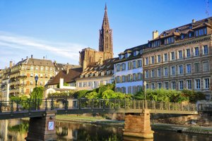 Staycation in Strasbourg