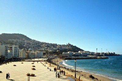 Анапа - Алжир