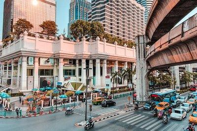Ольборг - Бангкок