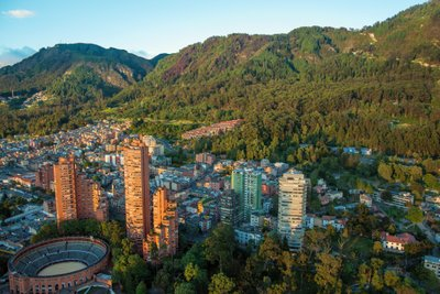 Аль-Айн - Богота