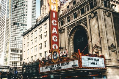 Орхус - Чикаго