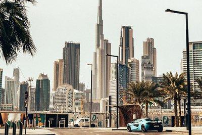 Ахен - Дубай