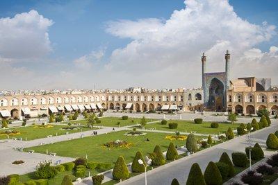Ольборг - Исфахан