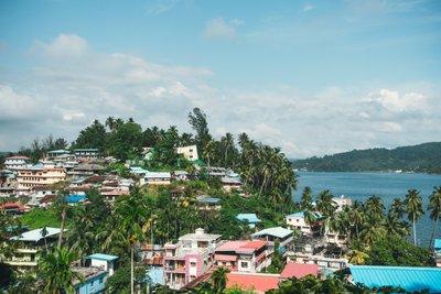 Анапа - Порт Блэр