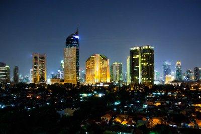 Аль-Айн - Джакарта