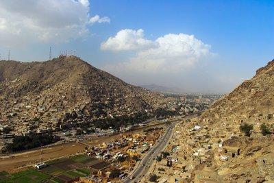 Ахен - Кабул