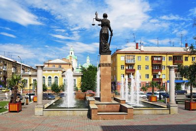 Анапа - Красноярск