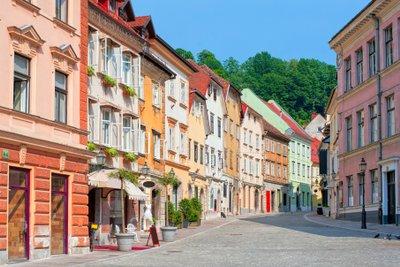 Анапа - Любляна
