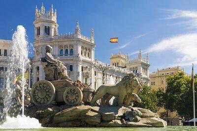 Анапа - Мадрид