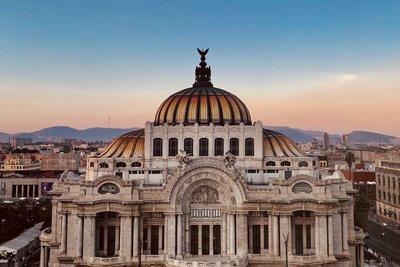 Аль-Айн - Мехико
