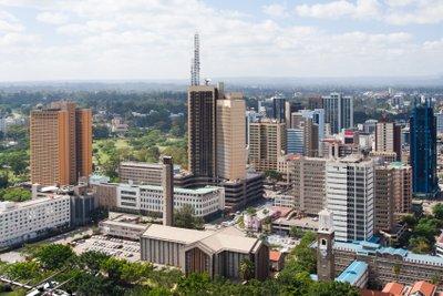 Анапа - Найроби