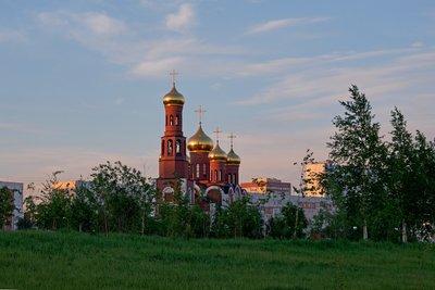 Анапа - Нижневартовск