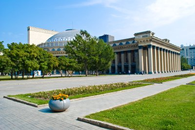 Анапа - Новосибирск