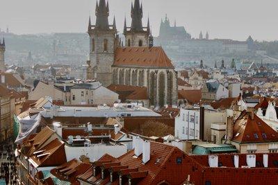 Анапа - Прага