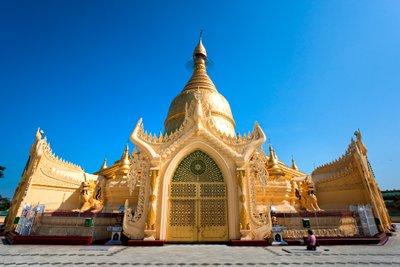 Анапа - Янгон