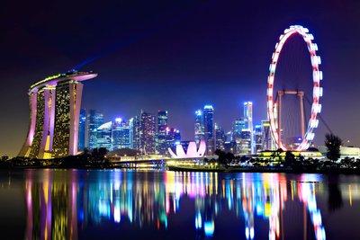 Аль-Айн - Сингапур