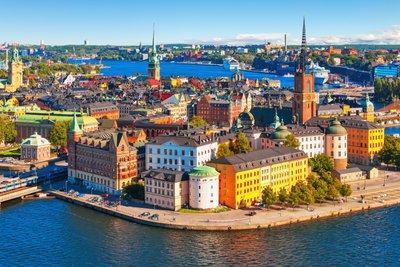 Орхус - Стокгольм