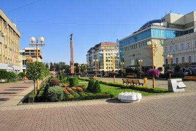 Аль-Айн - Ставрополь