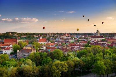 Орхус - Вильнюс