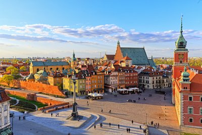 Ахен - Варшава