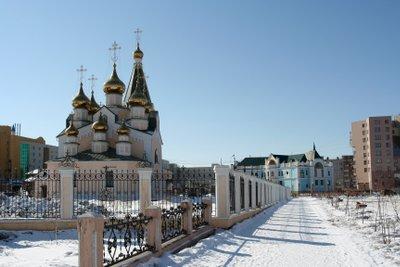 Анапа - Якутск