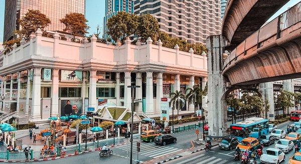 Купить дешевые авиабилеты в Бангкок