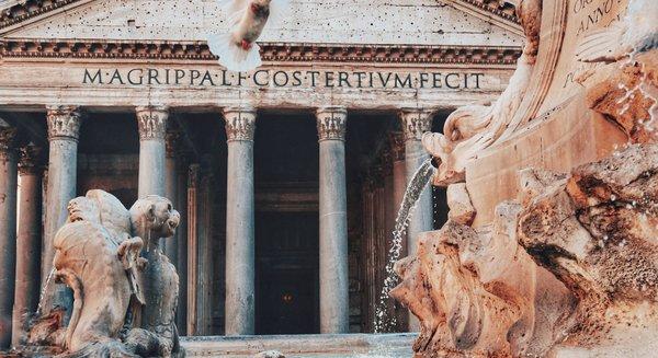 Купить дешевые авиабилеты в Рим
