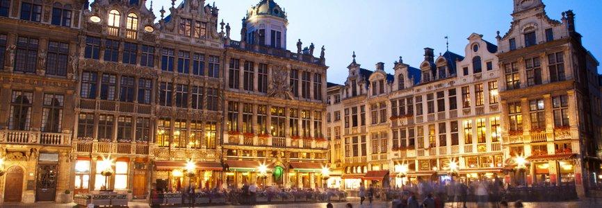 Купить авиабилеты Москва - Бельгия дешево и без комиссии. Цены на прямые рейсы