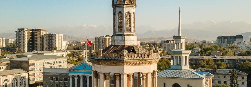 Купить авиабилеты Тель-Авив - Бишкек дешево и без комиссии. Цены на прямые рейсы
