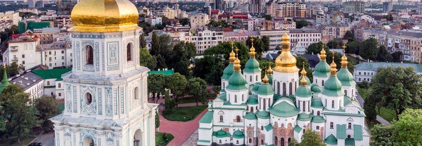 Купить авиабилеты Санкт-Петербург - Украина дешево и без комиссии. Цены на прямые рейсы