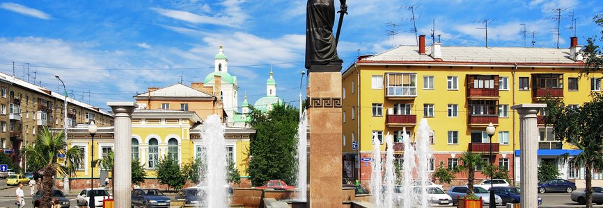 Купить авиабилеты Норильск - Россия дешево и без комиссии. Цены на прямые рейсы