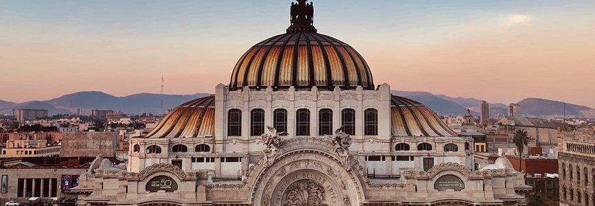 Купить авиабилеты Гвадалахара - Мехико дешево и без комиссии. Цены на прямые рейсы