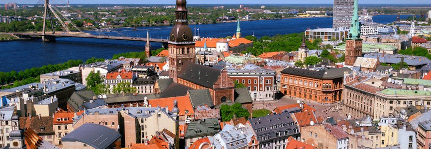 Купить авиабилеты Москва - Латвия дешево и без комиссии. Цены на прямые рейсы